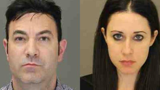 Podiatrist Ira Bernstein and girlfriend Kelly Gribeluk face felony counts of plotting to kill Bernstein's wife.