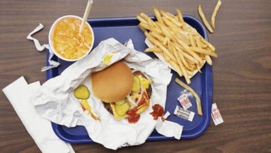 Comidas con un alto contenido de grasa aumentan la posibilidad de diabetes.