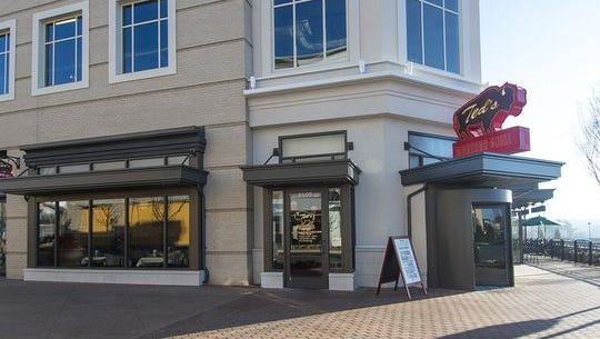 A Ted's Montana Grill is seen in Alpharetta, Georgia. The steakhouse chain specializing in bison will open its first Delaware location at the Christiana Fashion Center in November.