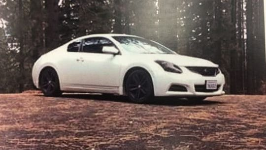 A photo of a Nissan Altima.