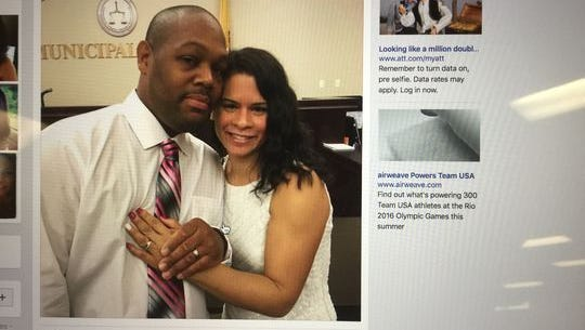 Timothy Moorman and Joseline Perez are seen in this image from her Facebook profile.