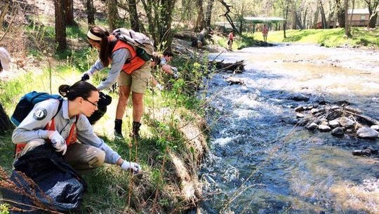 To learn more about  Ruidoso's Toss No Mas clean up day at 1 p.m. Sunday, contact Keep Ruidoso Beautiful at 575-257-5030.