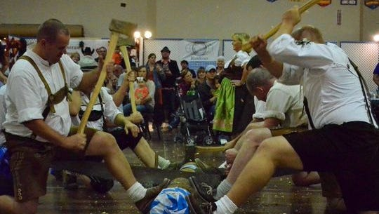 The Ruidoso Oktoberfest marks its 35th anniversary Friday and Saturday at the Ruidoso Convention Center.