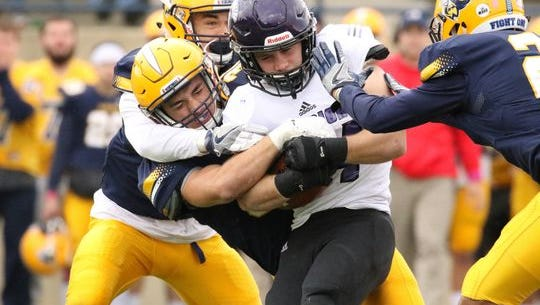 Augie's defense should have some points to work with as usual this week in St. Paul