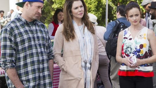 """""""Gilmore Girls: A Year in the Life"""" premieres on Netflix Nov. 25."""