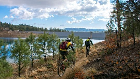 The annual 12 Hours in the Wild West returns at 7 a.m. Saturday to Grindstone Lake with 400 cyclists entered in the growing endurance mountain bike race.