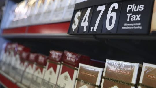 Thieves have broken into businesses recently to steal cartons of cigarettes.