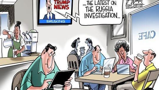 Russia investigation.