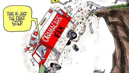 Healthcare fall