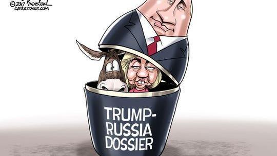 Trump, Russia dossier