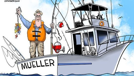 Mueller's small catch.