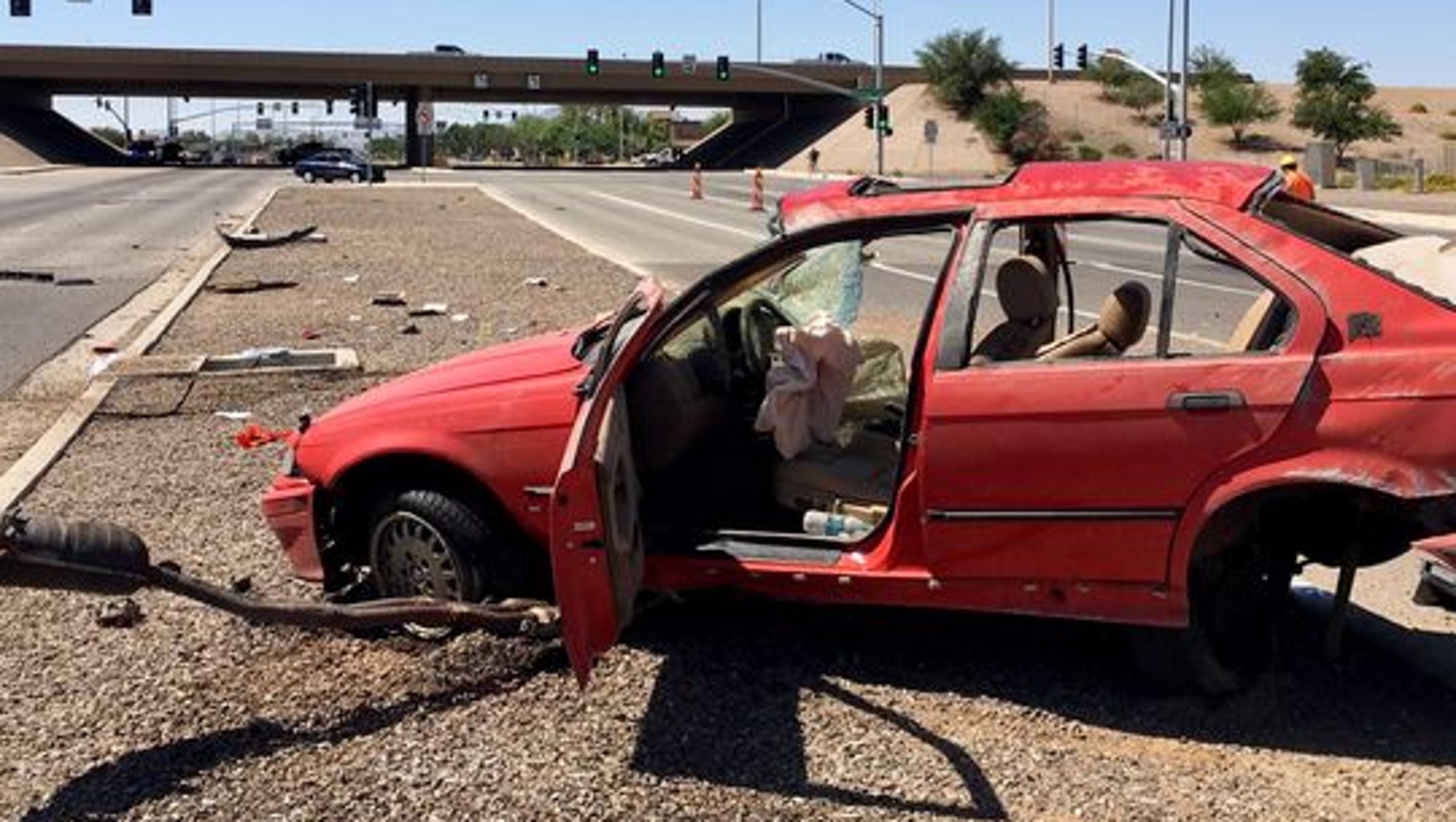 mom of teen hurt in gilbert crash: 'he's never going to be the same'