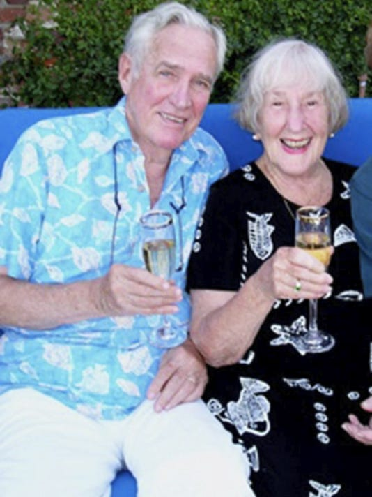Dr. John R. and Harriet M. Kleiser will celebrate their 70th wedding anniversary on June 30.