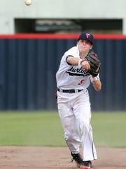 Teurlings shortstop Hayden Cantrelle has signed with