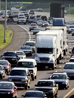 Nashville traffic.