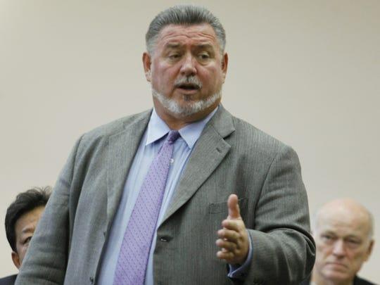 Howell Councilman Robert Walsh