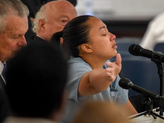 "Convicted in the murder of a real estate agent when she was 16, Cyntoia Brown faced a mandatory minimum of 51 years of a life sentence before the possibility of parole. In January, outgoing Gov. Bill Haslam granted her clemency, calling her sentence ""too harsh."" Brown is set for release Aug. 7."