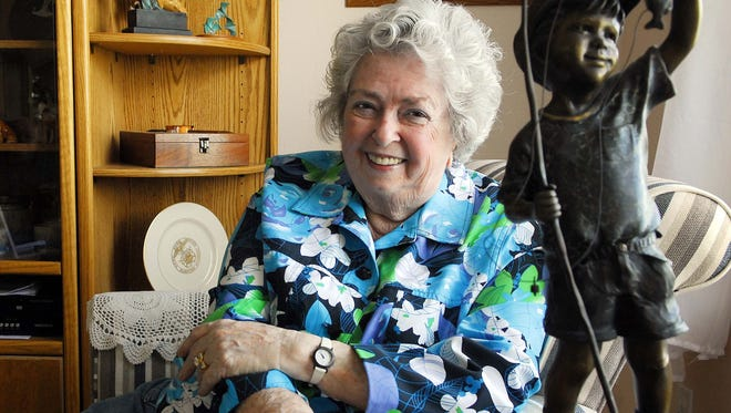 Dee Negroni-Hendrick devoted decades to philanthropy, which she learned from her father. She died Jan. 5, 2017, at her home in Cocoa.