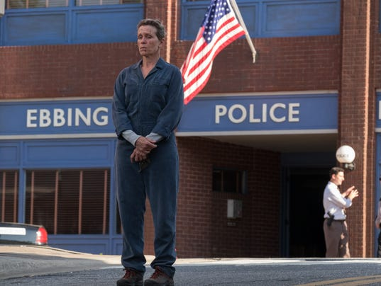 three billboards movie review s mcdormand is brutally good billboards s