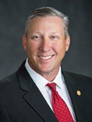 Texas Rep. Drew Springer, R-Muenster, District 68