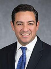 State Rep. Cesar Blanco, D-El Paso