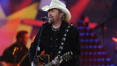 Toby Keith will play at Trump's inaugural concert on
