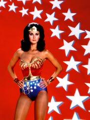 Lynda Carter, the orginal Wonder Woman, will receive