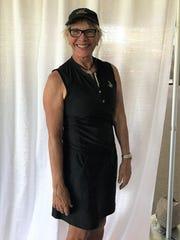 Laura Scott was Senior Club Champion.