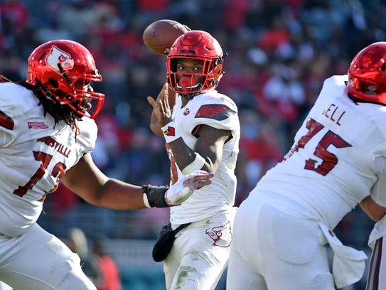 NFL draft 2018: Would Lamar Jackson be a reach for