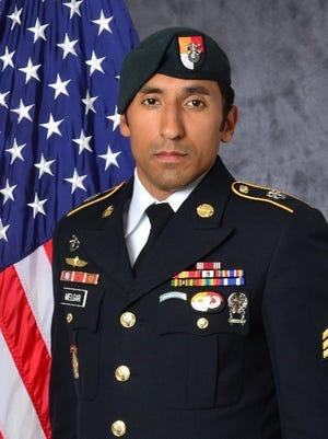 Sgt. Logan Melgar