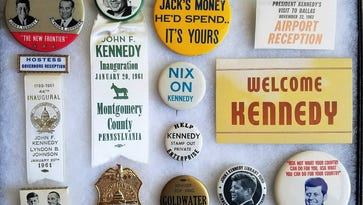JFK's 100th anniversary and other political collectibles show and sale comes to Reno