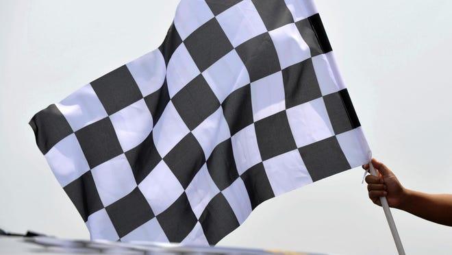 Auto racing report