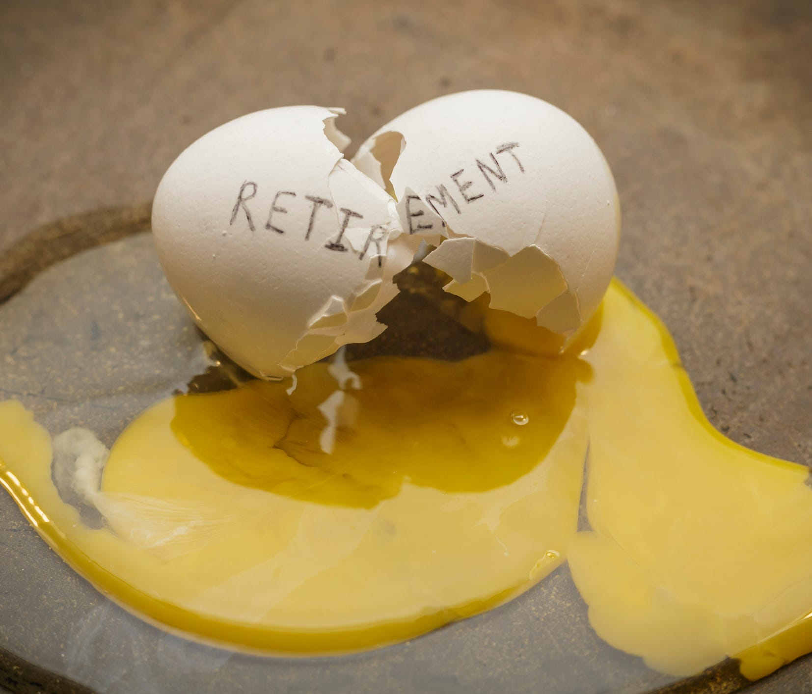 If you choose to ignore your future you can end up with a $0 nest egg at retirement.