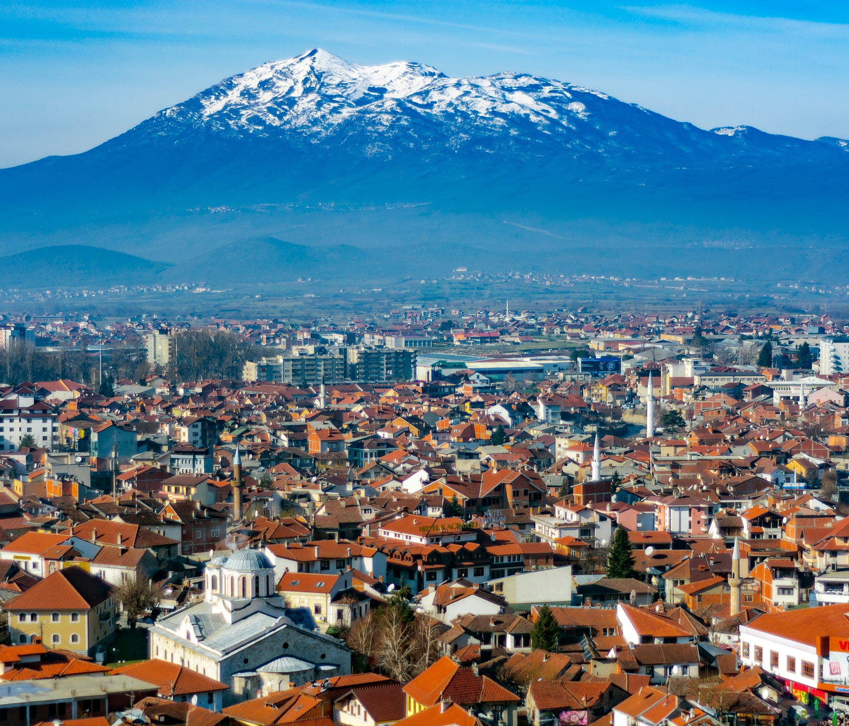 19. Kosovo  •  Visa-free travel permitted to: 38 countries  • Dual citizenship: Usually allowed     • Type of government: Presidential republic     • GDP per capita: N/A