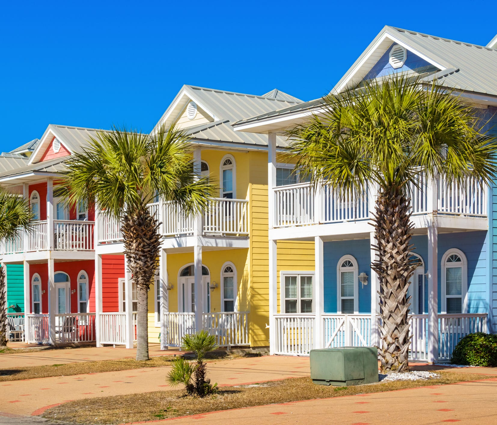 Rented.com looked at a number of factors that affect return on investment, including housing prices, real estate taxes and the local rental market, to determine the best places to own. No. 1: Panama City Beach, Fla.; 98.9 points out of 100. We've see
