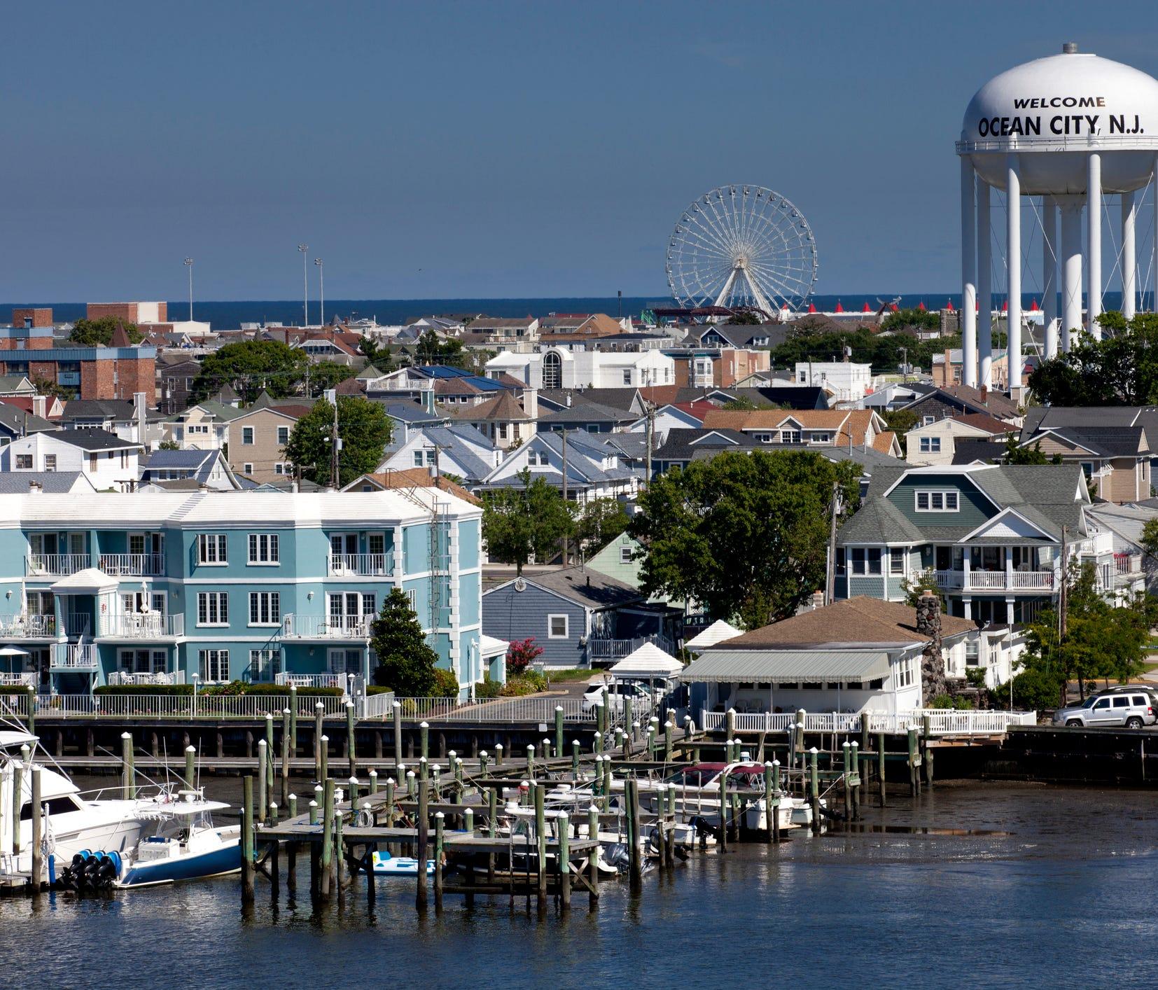 No. 1: Ocean City, N.J.