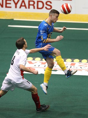 The Rochester Lancers defeated Pennsylvania 10-5 on Friday.