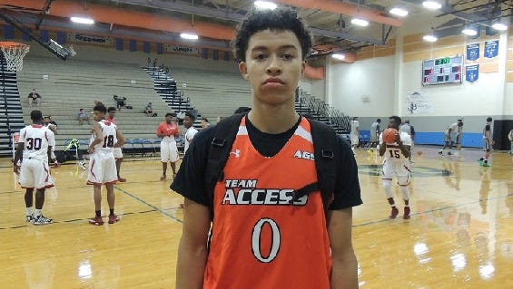 JaQuori McLaughlin committed to the Beavers.