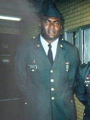 Spc. Justin Onwordi
