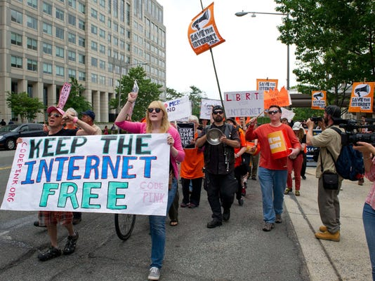 netneutralityprotesters
