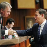 Doug Ducey to sign tax measure — is he violating his pledge to never raise taxes?