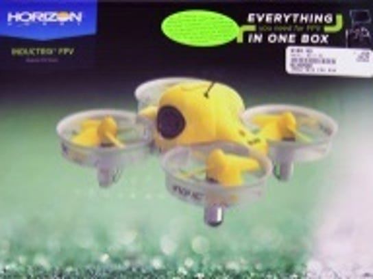 For teens: drone