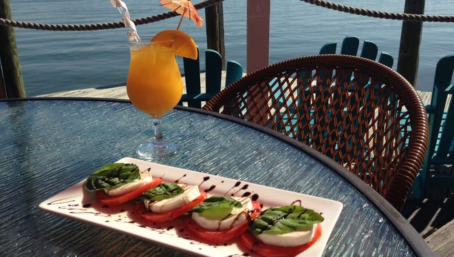 Matanzas on the Bay is among the 64 restaurants featured in the 2016 Lee County Delicious Dining Discounts book.