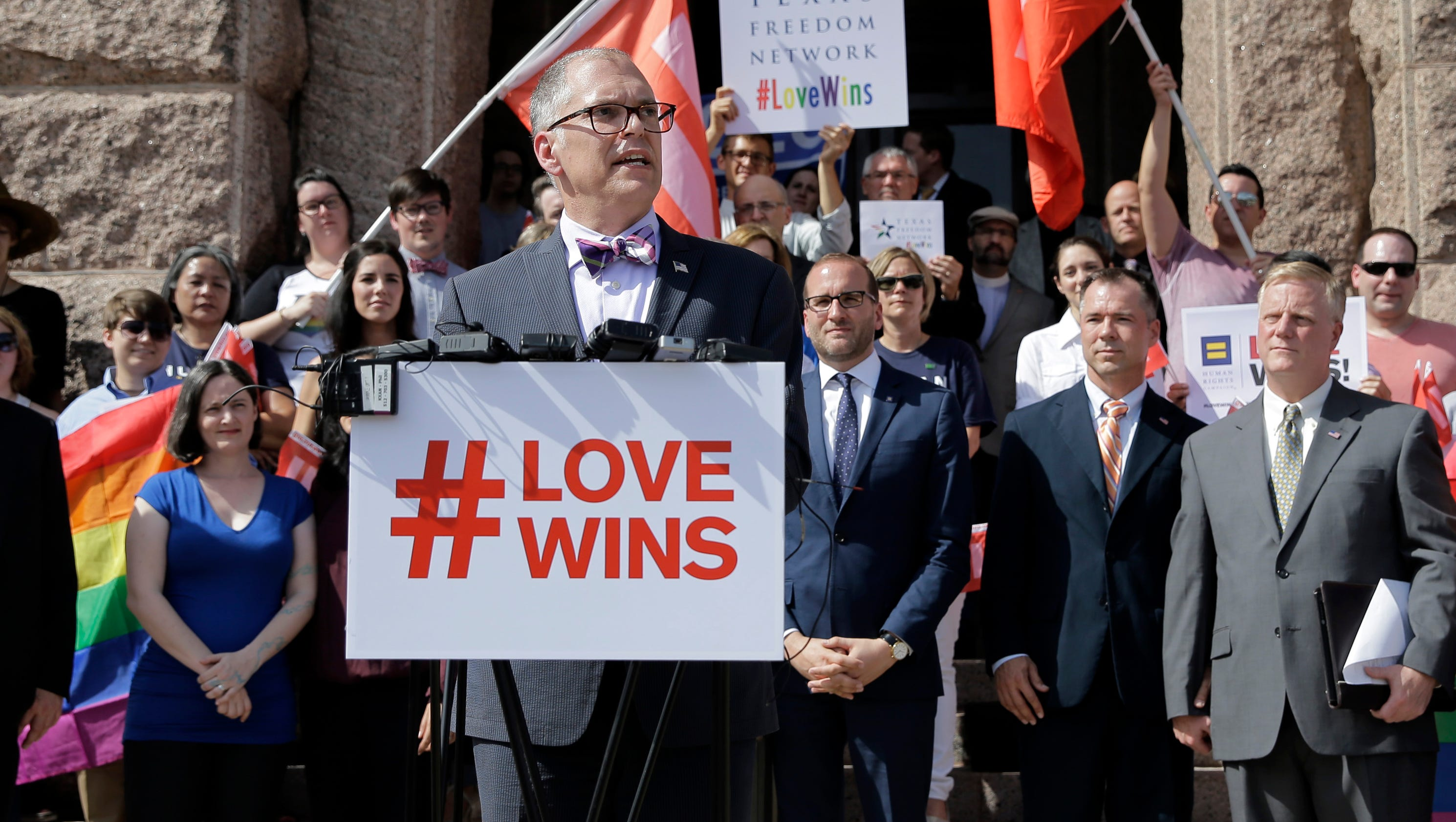 same sex marriage ruling case name in Surrey