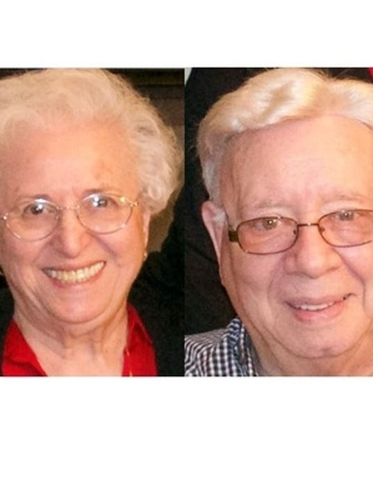 Anniversaries: Tom Ashley & Rose Ashley