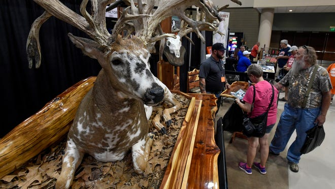 Buckmasters Expo returns to Montgomery on Aug. 17-19 at the convention center downtown.