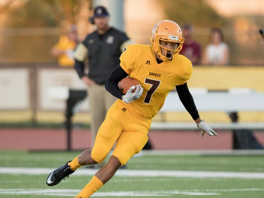 Jayru Campbell With New Lease On Life Dreams Of Nfl Career