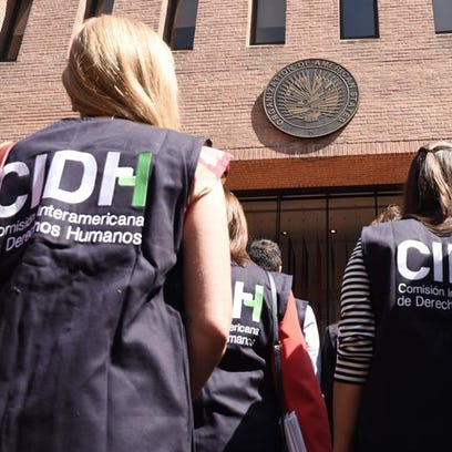 El presupuesto de la Comisión Interamericana de Derechos Humanos (CIDH) se sustenta en aportaciones de la OEA y se complementa con donaciones de los países miembros.