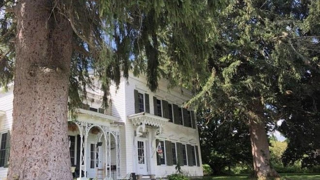 The Hildreth Homestead on Route 28 north of Herkimer is among 18 properties that the New York State Board for Historic Preservation has recommended adding to the State and National Registers of Historic Places.