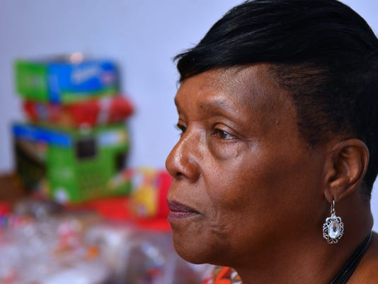Mother of shooting victim seeks justice